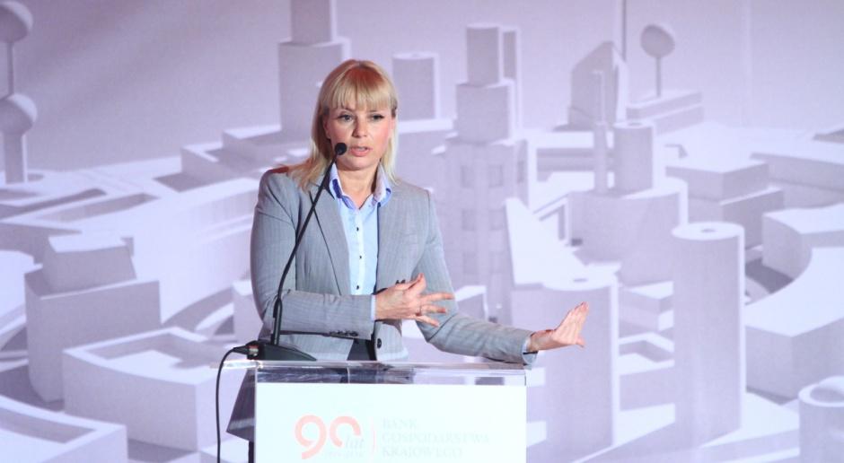 Elżbieta Bieńkowska żałuje, że nie ma wspólnego rynku usług w UE