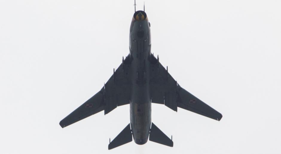 Polska rezygnuje z ćwiczeń przez uziemienie kilkudziesięciu myśliwców