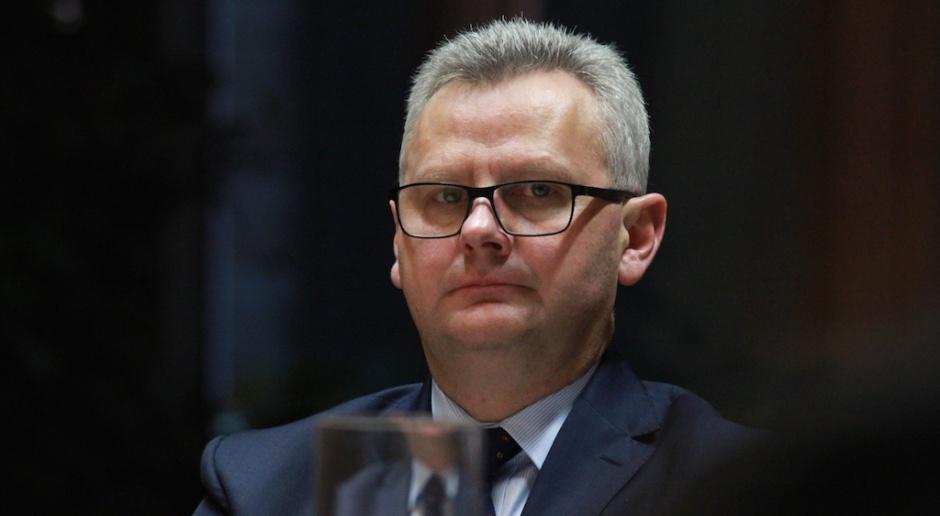 Do prokuratury trafiło zawiadomienie dot. b. ministra skarbu