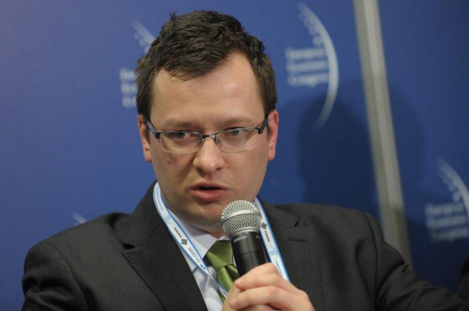 Marcin Mochocki - dyrektor, pełnomocnik zarządu ds. inwestycji, PKP Polskie Linie Kolejowe SA