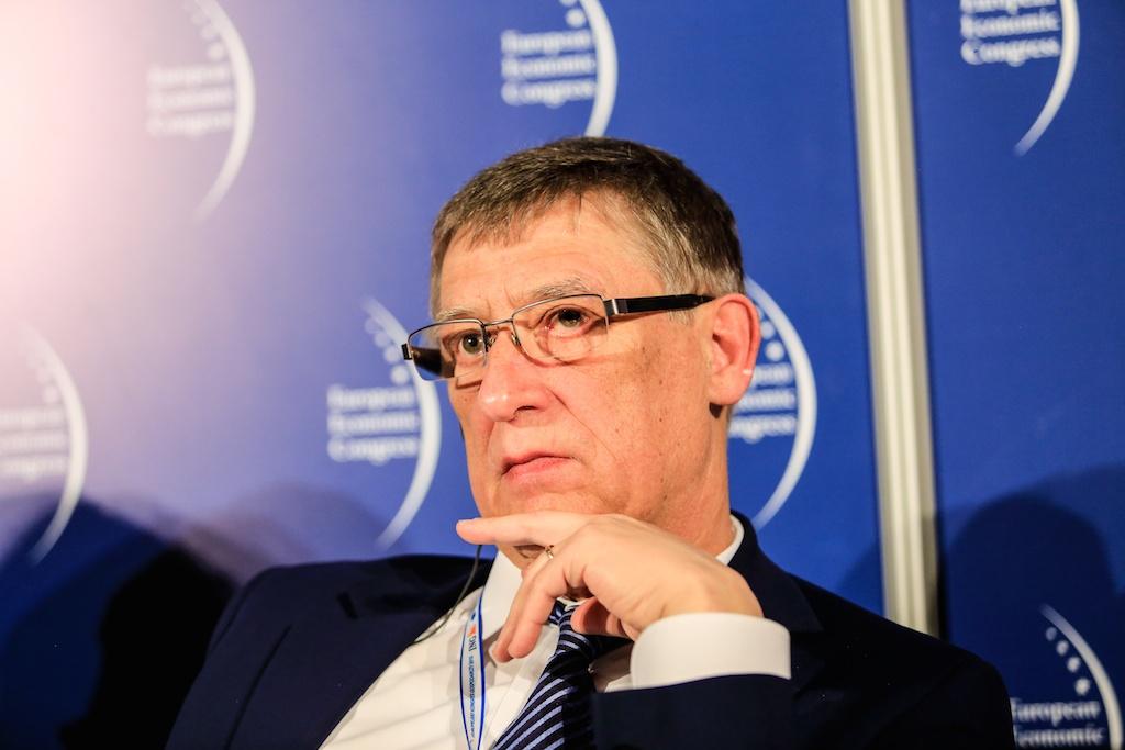 Wiceprezes Grupy Azoty Witold Szczypiński. Fot. PTWP