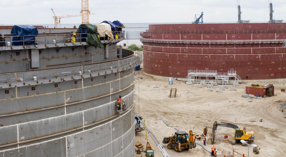 PERN wybrał wykonawcę rozbudowy terminalu w Gdańsku