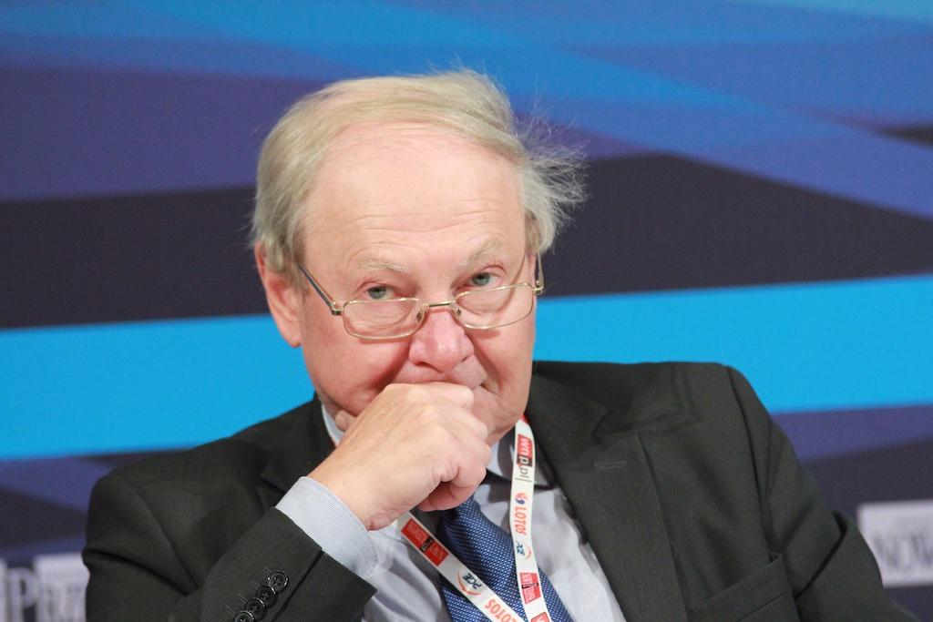 Prof. Władysław Mielczarski, Politechnika Łódzka (Fot. PTWP)