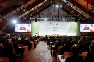 """Szczyt klimatyczny w Paryżu """"od kuchni"""""""