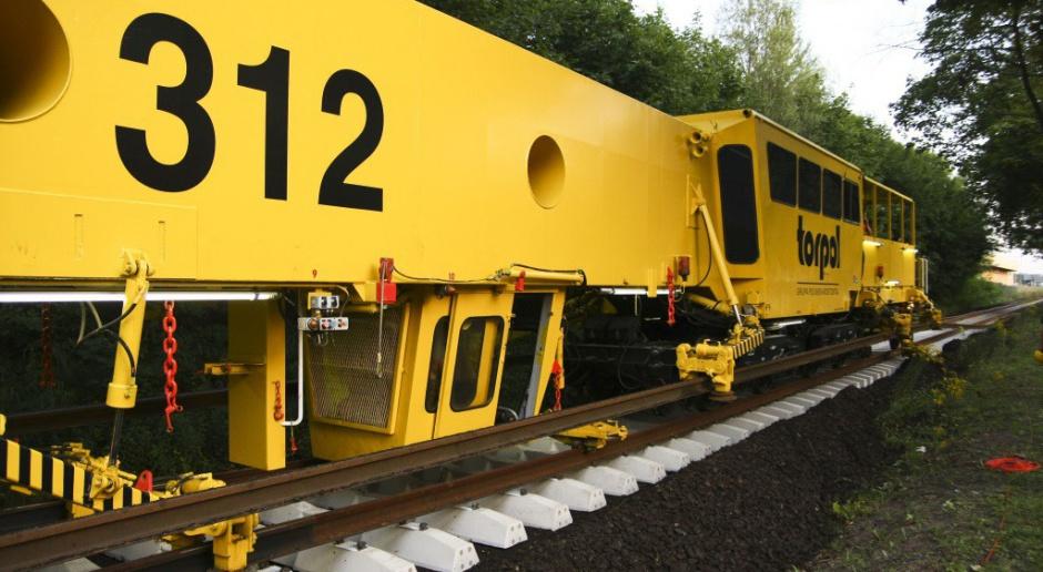 Torpol dokończy kolejową inwestycję po Astaldi