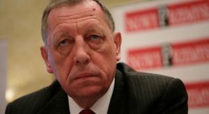 Jan Szyszko uspokaja w kwestii kar dla Polski za smog