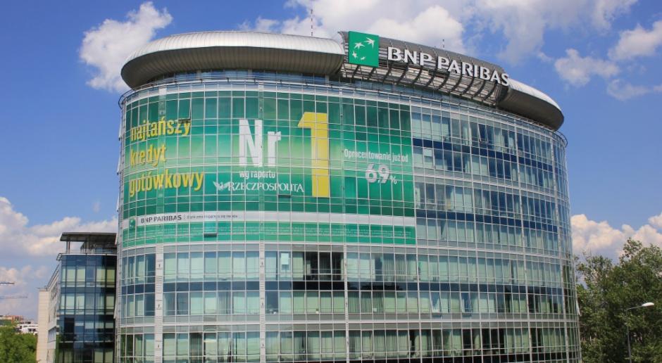 BNP Paribas może przejąć Cormmerzbank, a z nim mBank