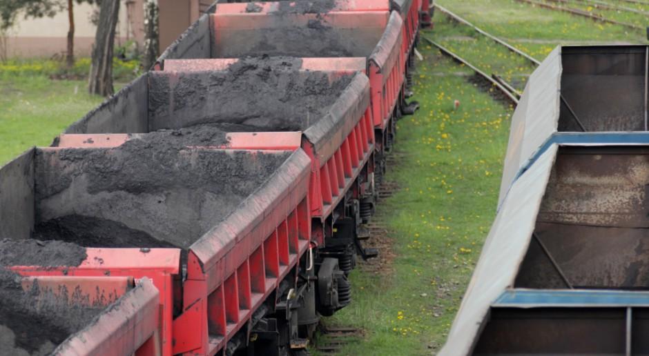 Problemem nie brak węgla, ale transport surowca