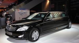 Uniwheels dostarczy felgi do Mercedesa-Maybach Pullman