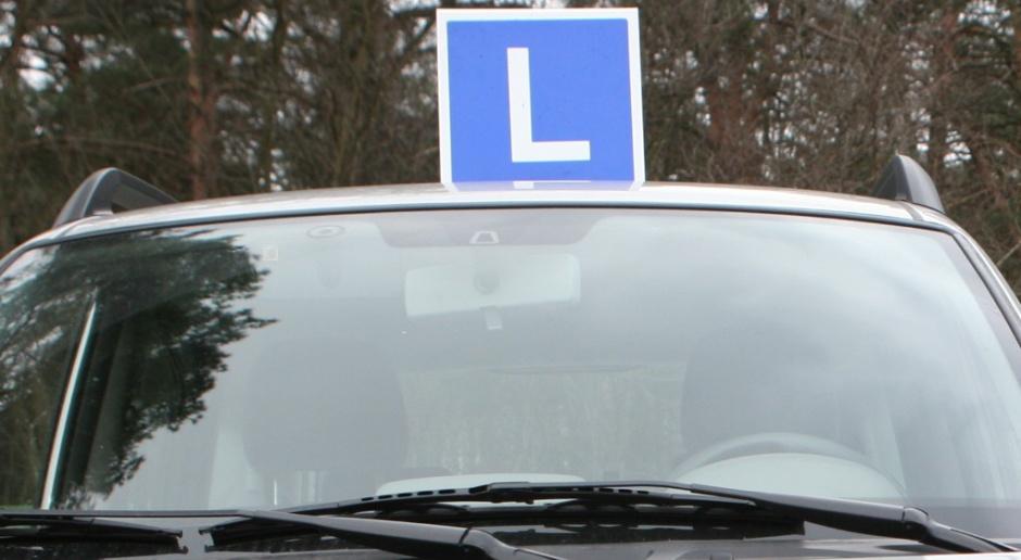 Resort infrastruktury nie planuje obniżenia wieku koniecznego do uzyskania prawa jazdy kat. B