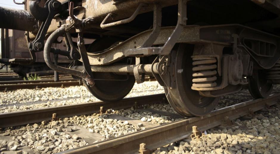 Superciężki pociąg ze zbożem w Australii