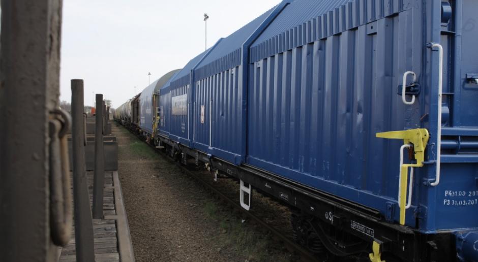 Widać hamowanie przewozów koleją. PKP Cargo wskazuje powody
