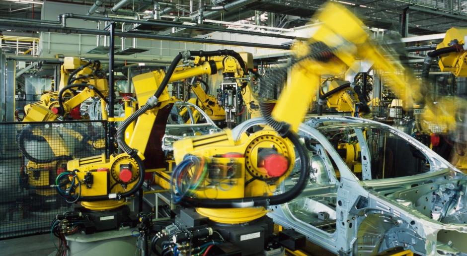 GUS: przemysł rośnie, a w budownictwie zapaść