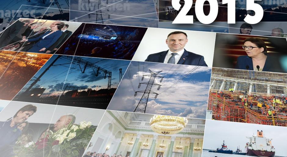 Podsumowanie roku 2015 w gospodarce