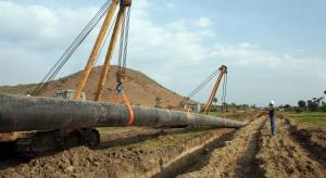 Trzęsienie ziemi uszkodziło gazociąg Iran-Irak