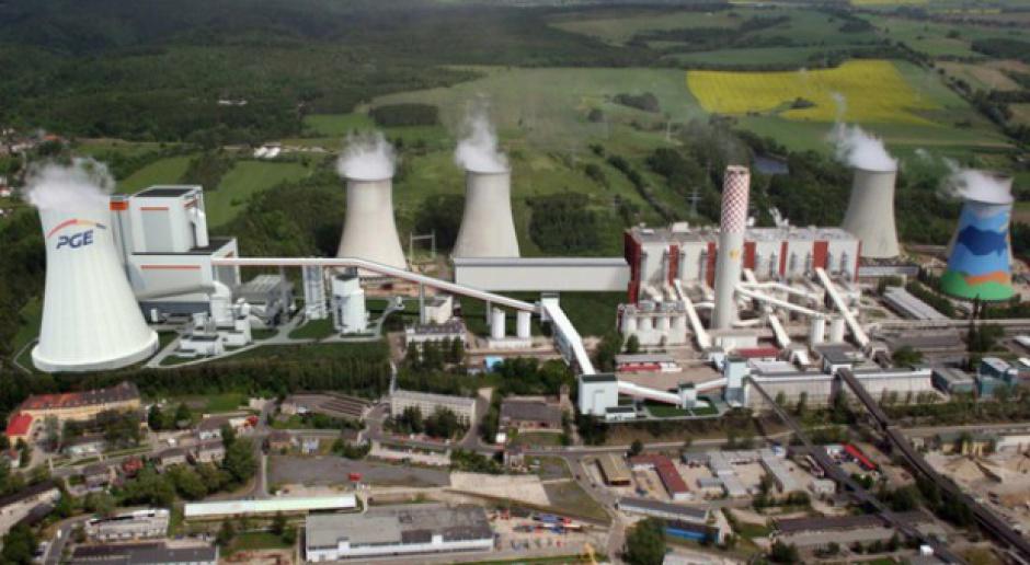 Kamień węgielny pod nowy blok w Elektrowni Turów