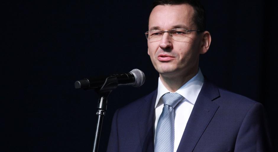 Morawiecki: deficyt za 2016 r. mniejszy niż 54 mld zł