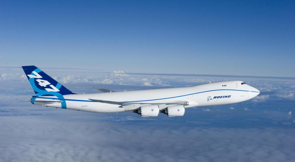 Jumbo Jet uderzył w akcjonariuszy Boeinga