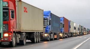 Przewoźnicy o przejściach granicznych z Ukrainą: problem jest, dramatu nie ma