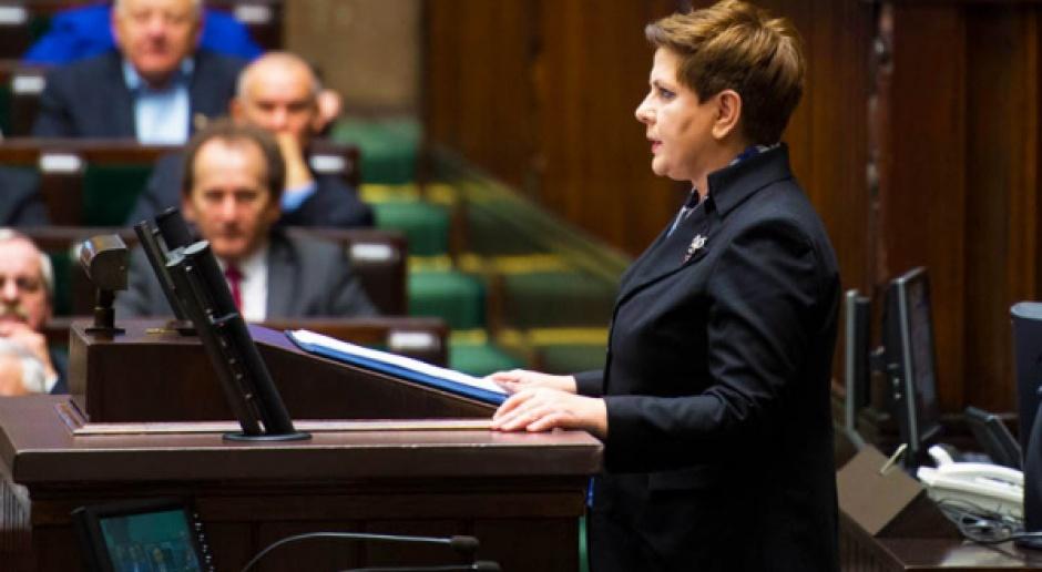 Ludzie z PO i PSL przetrwali w rządzie Beaty Szydło