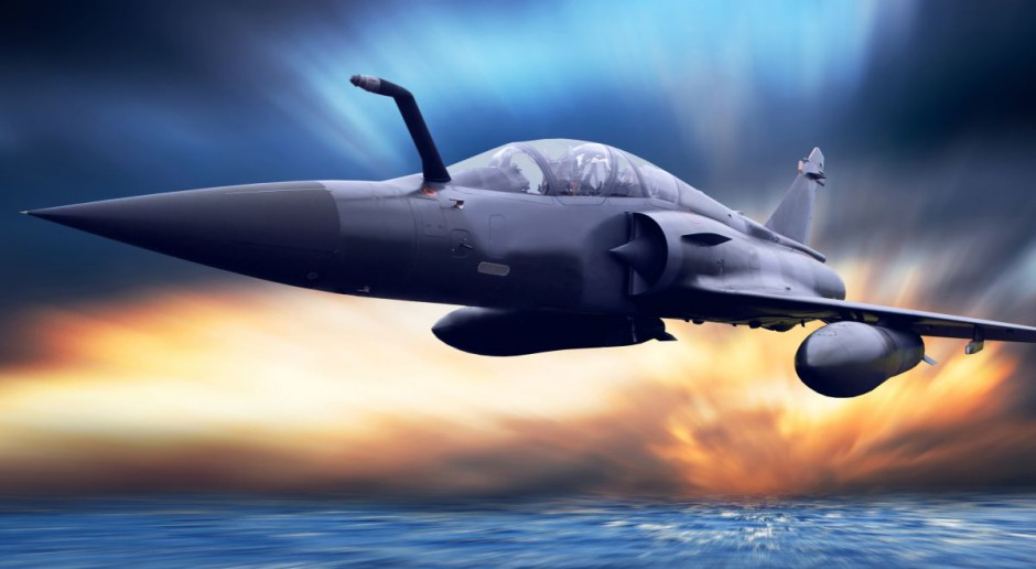 Świat się zbroi, przychody firm obronnych rosną