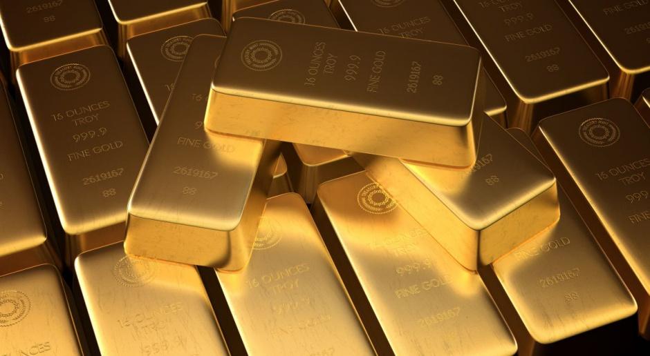 Rosja skupuje złoto. Jej rezerwy rosną najszybciej na świecie