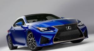 Co czwarty Lexus to hybryda