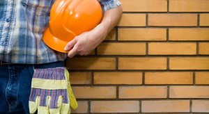Istotny dla budownictwa wskaźnik, choć spadł, jest najwyższy od dziewięciu lat