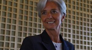 Christine Lagarde szefową MFW na drugą kadencję