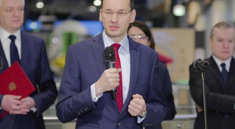 Plan Morawieckiego. Wicepremier mówi o szczegółach: industrializacja i rewolucja cyfrowa