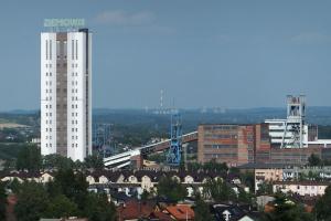 Kopalnia Polskiej Grupy Górniczej wytwarza własny płyn do dezynfekcji