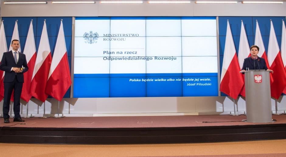 Rząd przyjął Plan na rzecz Odpowiedzialnego Rozwoju. Oto szczegóły