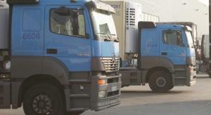 Firmy transportu drogowego więcej zainwestowały w tabor