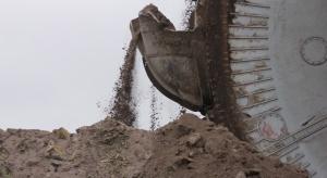 Zatrzymano dwie osoby podejrzane o utrudnianie przetargu w kopalni w Bogatyni