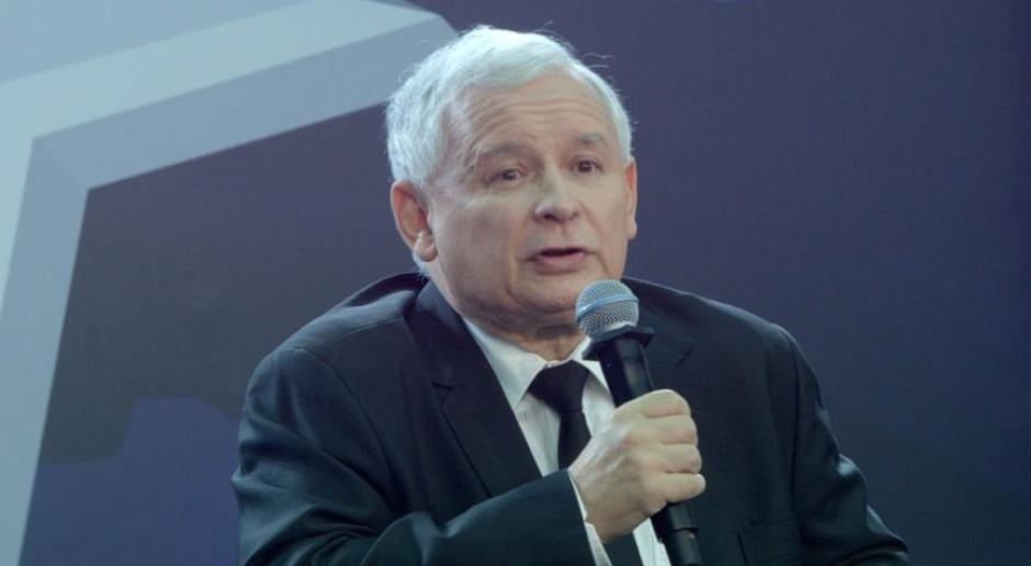 Prezes PiS nie rezygnuje z wprowadzenia podatku handlowego