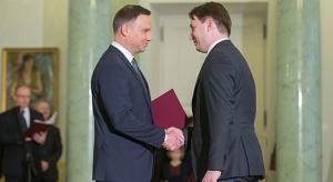 Prezydent Andrzej Duda wręczył akty powołania nowym członkom RPP