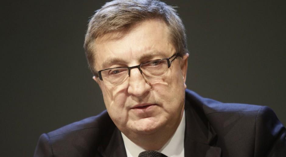 Jan Chadam odchodzi z Polskiego LNG
