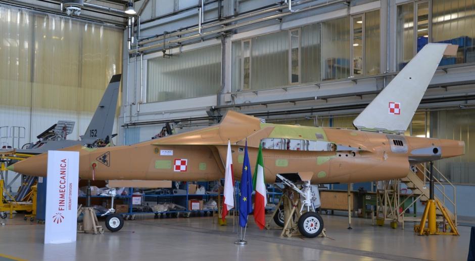 Wojsko Polskie otrzyma kolejne samoloty M-346 Master od Leonardo