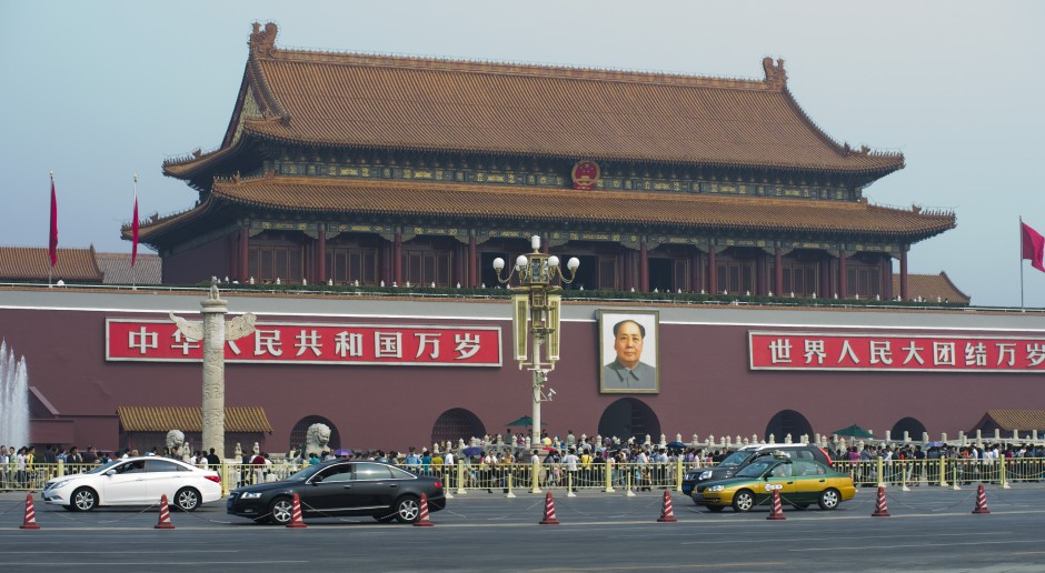 Pekin wyludnia się, ale planowo