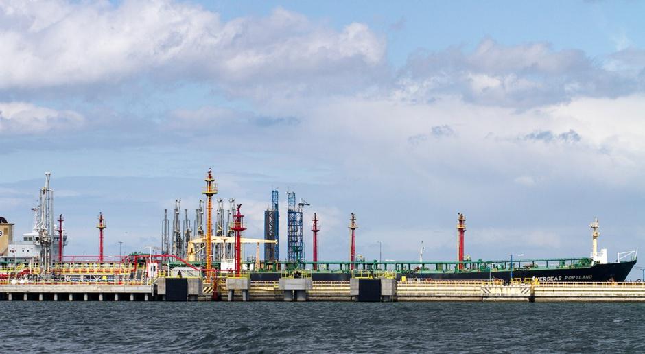 Co z II etapem budowy terminalu naftowego PERN?