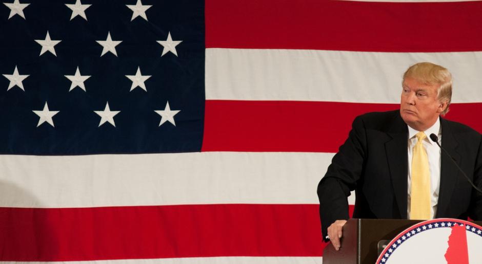 """""""Washington Post"""": prezydent Trump zrujnuje światową gospodarkę"""