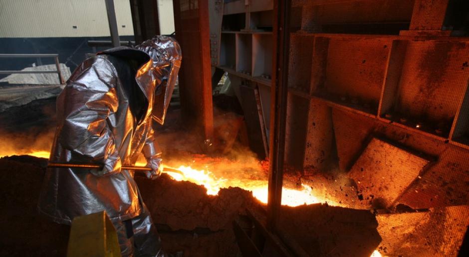 Trudny kwartał ArcelorMittal