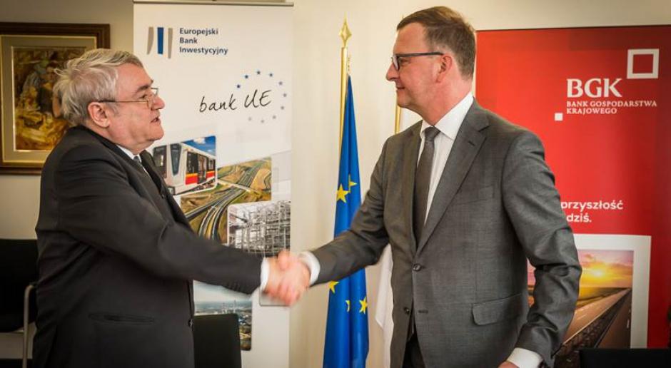 BGK i EBI zacieśniają współpracę
