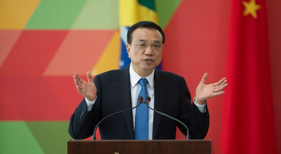 Premier Chin przedstawił plan pięcioletni