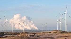 Duży spadek produkcji prądu z energii wiatru