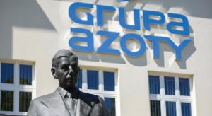 Grupa Azoty poniżej oczekiwań rynku. Kurs akcji zanurkował