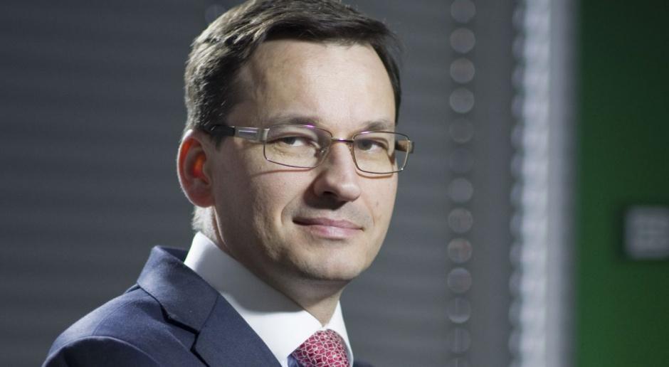 Morawiecki prędzej prezesem NBP niż premierem?