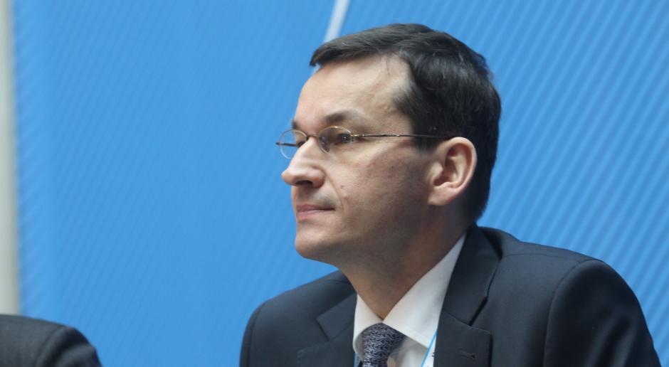 Morawiecki: w najbliższym czasie kolejne programy rozwojowe