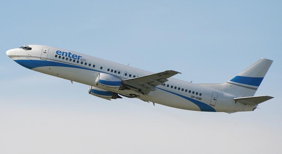 Enter Air podpisał umowę z biurem podróży Coral Travel