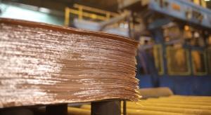 Miedź drożeje - trwają negocjacje płacowe w największej kopalni